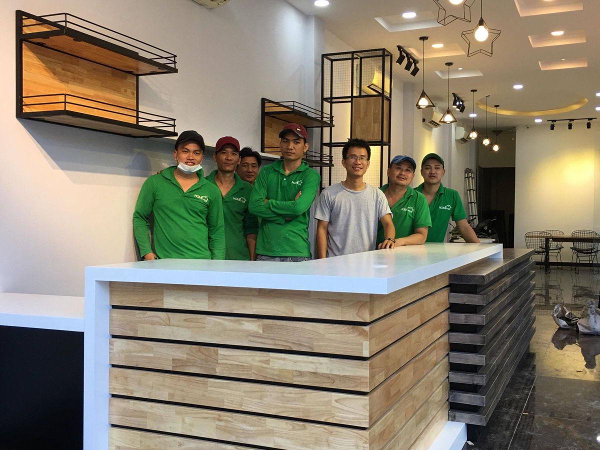 Công ty cho thuê lao động thi công nội thất tại Thủ Dầu Một uy tín